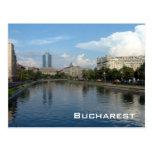 Río de Dambovita - Bucarest Tarjetas Postales