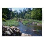 Río de Eno, Carolina del Norte Felicitación