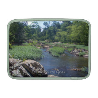 Río de Eno, Carolina del Norte Funda MacBook