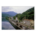 Río de Italia Serchio Tarjetas
