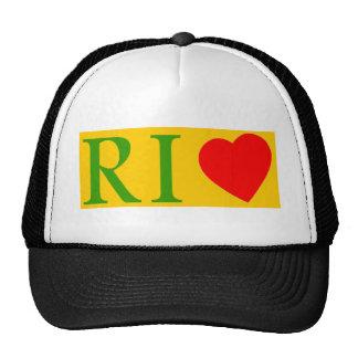 Rio de Janeiro amor Gorra