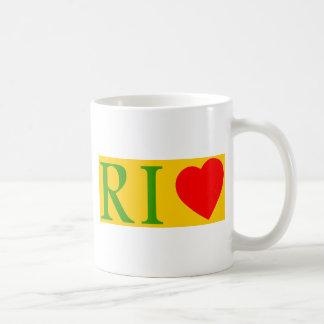 Rio de Janeiro amor Taza De Café