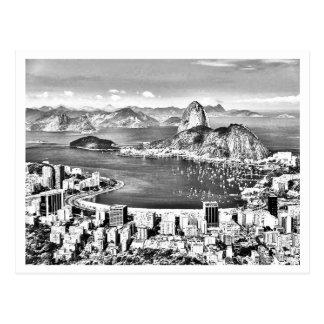 Rio De Janeiro - Backward Post Cards