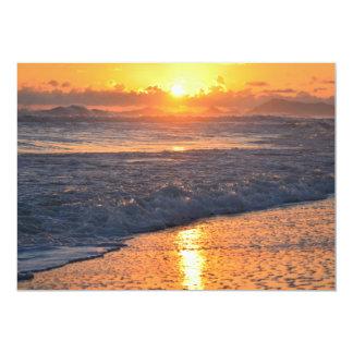 Rio de Janeiro beach Card