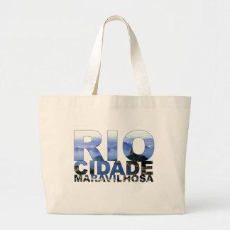 Río de Janeiro Bolsa De Mano