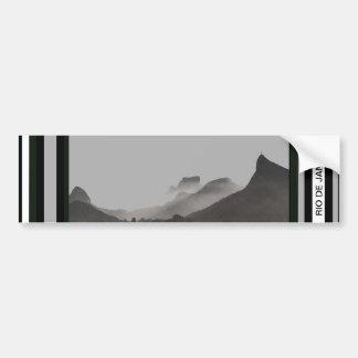 rio de janeiro, brasil bumper sticker