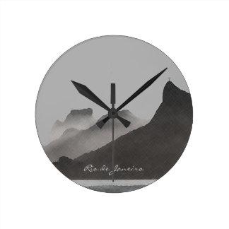rio de janeiro, brasil clocks