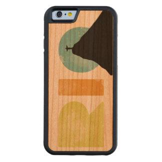 Rio de Janeiro, Brasil Carved® Cherry iPhone 6 Bumper