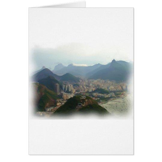 Rio de Janeiro - Brazil Card