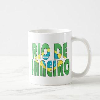 Rio de Janeiro, Brazil Coffee Mug