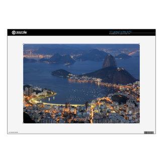 Rio de Janeiro, Brazil Decal For Laptop