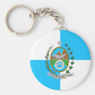 Rio de Janeiro Brazil Keychain