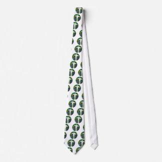 Rio de Janeiro Brazil Neck Tie