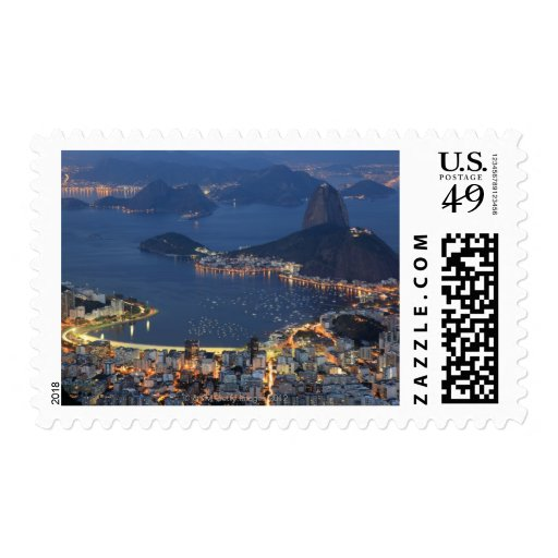 Rio de Janeiro, Brazil Postage Stamp