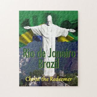 Rio de Janeiro Brazil Puzzle
