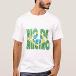 Rio de Janeiro, Brazil T-Shirt