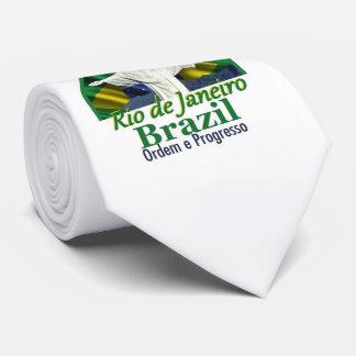 Rio de Janeiro Brazil Tie