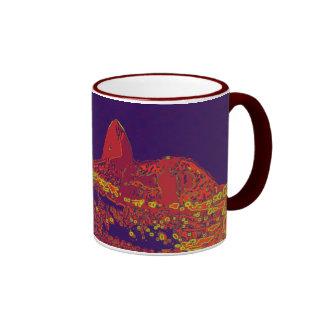 rio de janeiro, café ringer mug