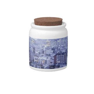 Rio de Janeiro Candy Jars