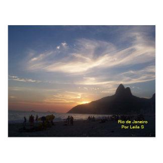 Rio de Janeiro Cartoes Postais