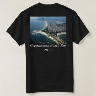 Rio de Janeiro Copacabana Beach 2017 Photo Design T-Shirt