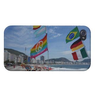 Rio de Janeiro Copacabana Covers For iPhone 4