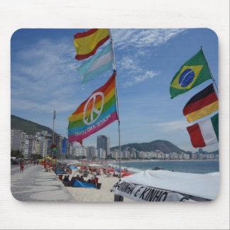 Rio de Janeiro Copacabana Alfombrilla De Raton