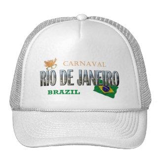 Río de Janeiro el Brasil Gorro De Camionero