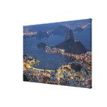 Río de Janeiro, el Brasil Impresión En Tela