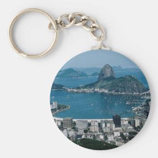Río de Janeiro el Brasil Llaveros