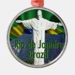 Río de Janeiro el Brasil Ornatos