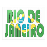 Río de Janeiro, el Brasil Postal