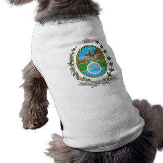 Río de Janeiro, el Brasil Camisas De Mascota