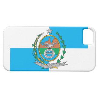 Rio De Janeiro flag iPhone SE/5/5s Case