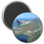 Rio de Janeiro Fridge Magnets