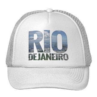 Río de Janeiro: Gorra grande del camionero del