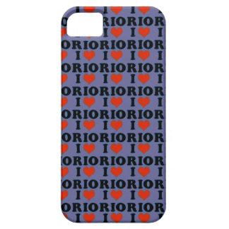 rio de janeiro - I love Rio iPhone SE/5/5s Case