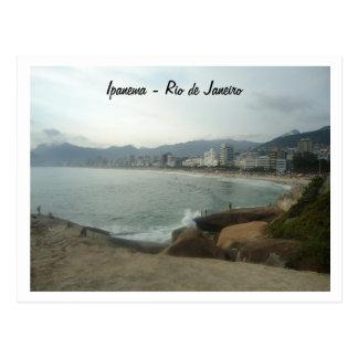 Rio de Janeiro - Ipanema Tarjetas Postales