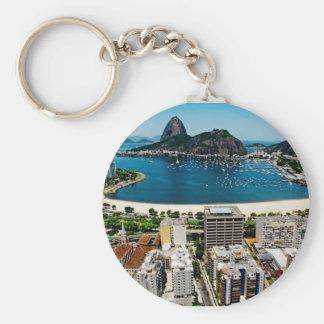 Rio de Janeiro Key Chain