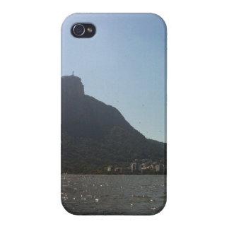 Rio De Janeiro layer - Rodrigo Lagoon de Freitas iPhone 4/4S Cases