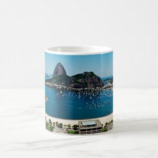 Rio de Janeiro Classic White Coffee Mug