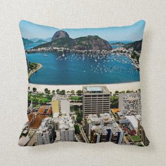 Rio de Janeiro Pillow