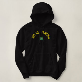 Rio de Janeiro pullover hoodie