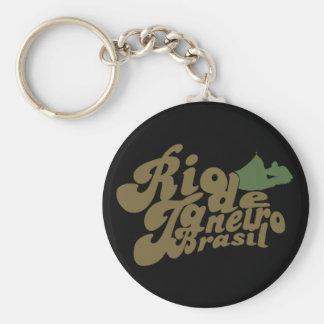 Rio de Janeiro/riodejaneiro Brazil/ Keychain
