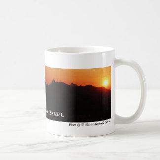 Rio de Janeiro Sunset mug