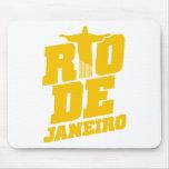 Río de Janeiro Tapetes De Raton