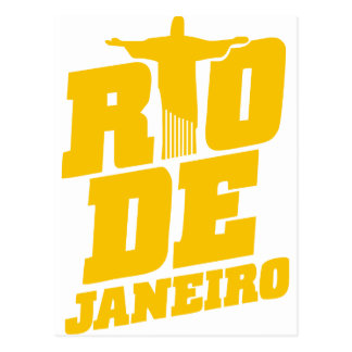 Río de Janeiro Tarjetas Postales