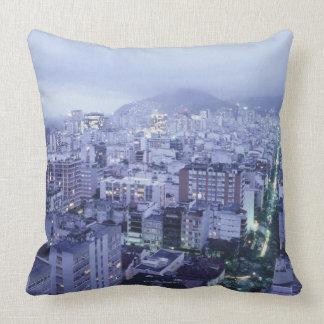 Rio de Janeiro Throw Pillows