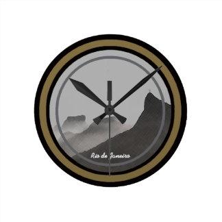rio de janeiro time round clock