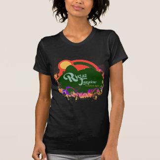Rio de Janeiro tropical style T Shirt